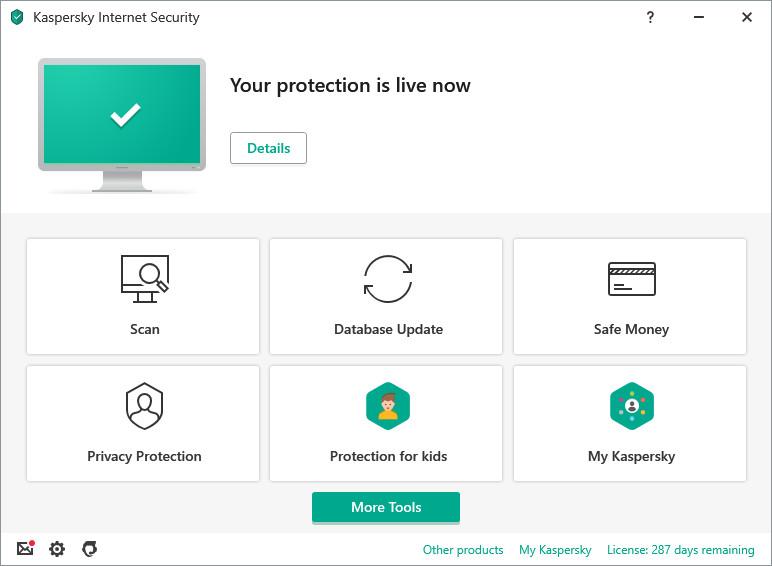 Phần mềm diệt virus Kaspersky miễn phí 3 tháng