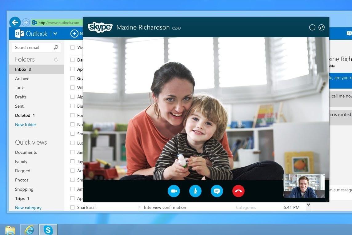 Tích hợp Skype