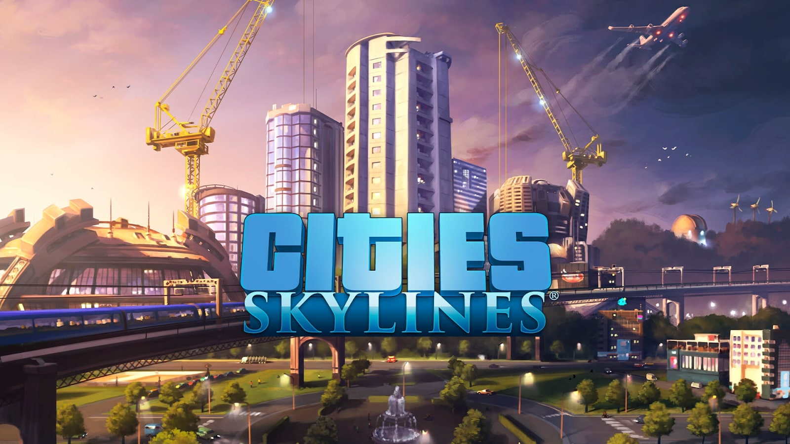 Game city Skyline crack
