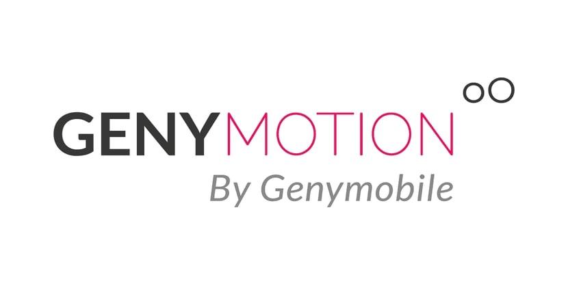 Ứng dụng genymotion