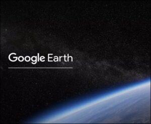 Ứng dụng Google Earth