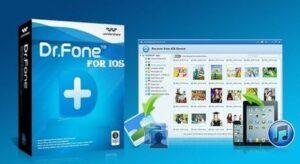 Ứng dụng Wondershare Dr fone