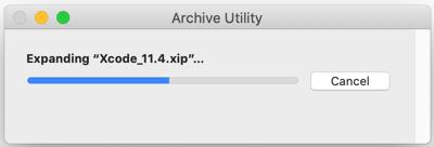 Hướng dẫn cài đặt phần mềm Xcode
